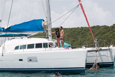 catamaran charter puerto rico sailing catamaran charter diamond in puerto rico