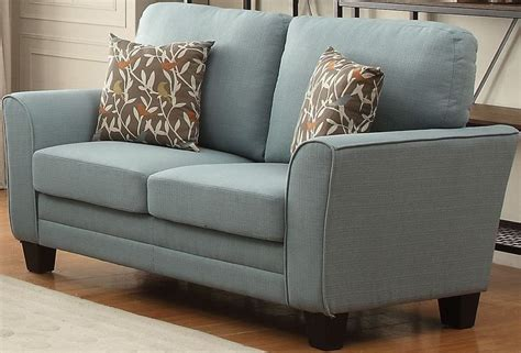 adair teal living room set from homelegance 8413tl 3