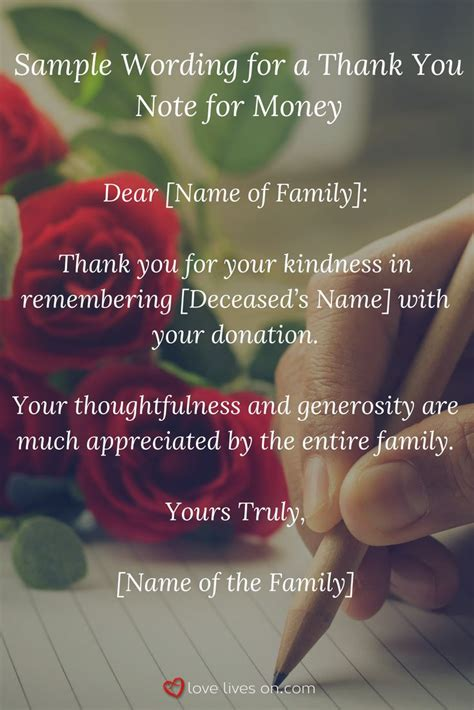 funeral thank you cards funeralwise