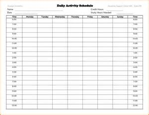 time schedule template 4273297 png scope of work template