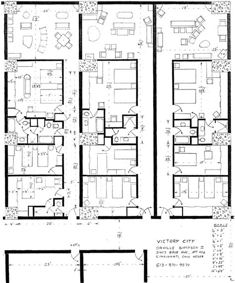 Floor Plans For Apartments 3 Bedroom by Victory City Tour Floor Plan Of Three Bedroom Apartments