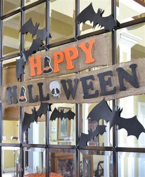 como decorar salon halloween decoraci 243 n de halloween 2019 adornos halloween