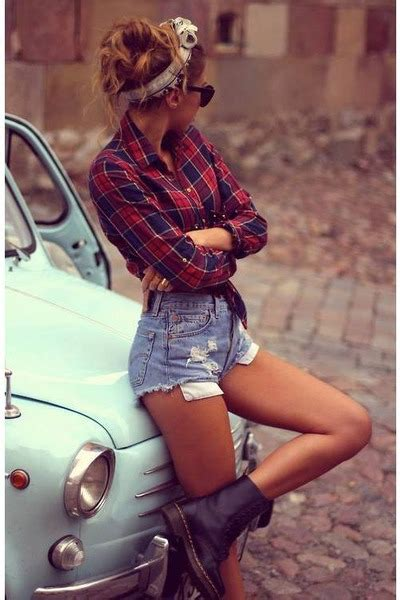 Flanel Wow boots shirts quot country quot by larisa s chictopia