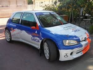 Peugeot 106 Rallye For Sale Peugeot 106 Maxi Rally Cars For Sale