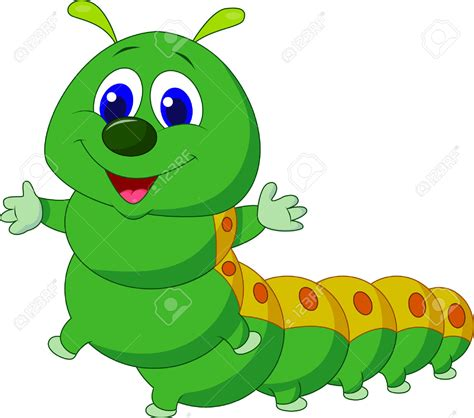caterpillar clipart inchworm clipart oruga pencil and in color inchworm