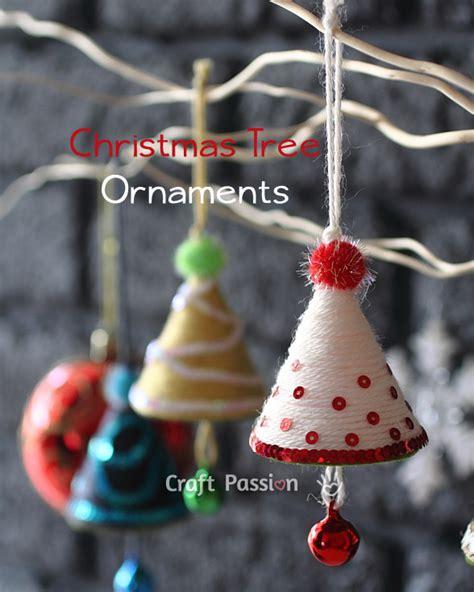 diy tree ornaments crafts tree ornament diy tutorial craft