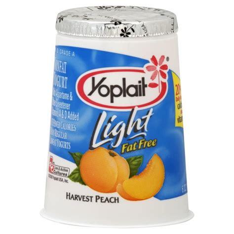 yoplait light yogurt nutrition yoplait light nutrition nutrition ftempo