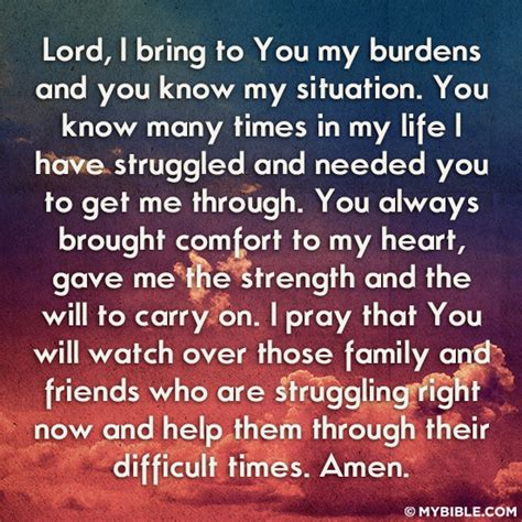 pray for comfort a prayer for comfort