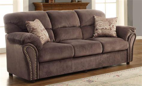 Homelegance Furnishing Valentina Microfiber Sofa Set Microfiber Sofa Set