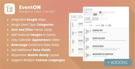 premium wordpress calendar plugins