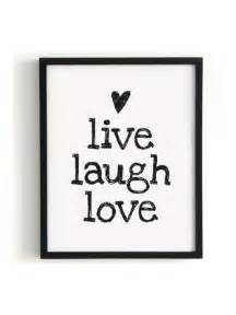 live laugh and color negro y blanco black white live laugh love