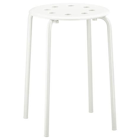 ikea stool marius stool white ikea