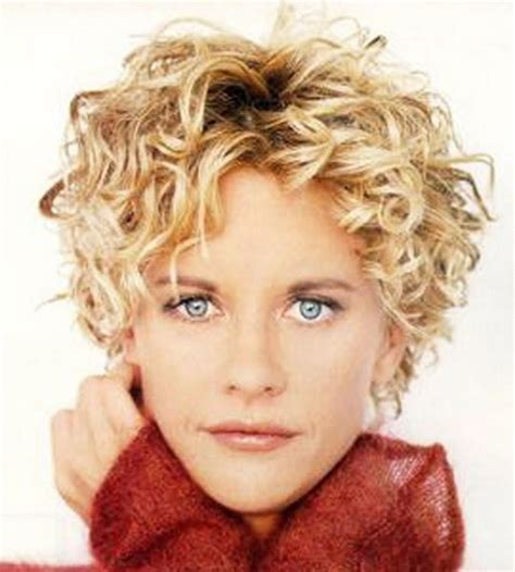 shorth perm image for older woman short permed hairstyles