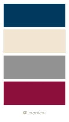 royal color scheme royal blue burgundy and chagne palette google