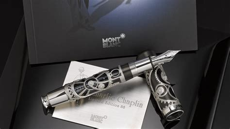 Montblanc Limitedpremium Sport Mewah Be luxury investment your guide to buying a precious pen the national