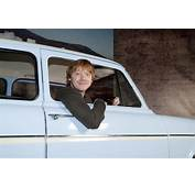 Ron Weasley Visits The Flying Ford Anglia In Beaulieu