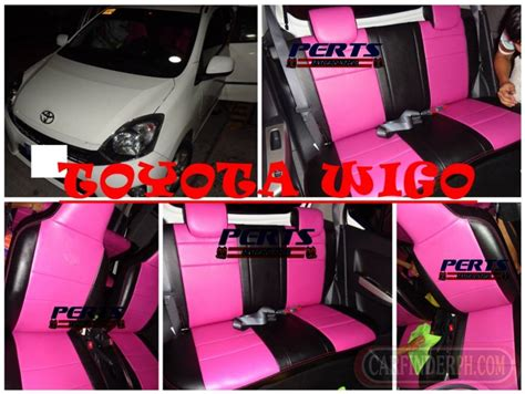customized seat covers for cars philippines toyota wigo customized leather car seat cover new and