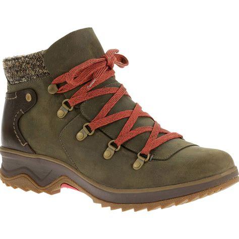 merrills boots merrell s eventyr bluff waterproof boots bungee cord