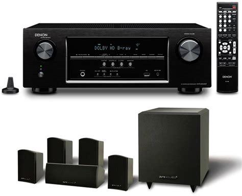 home theater receiver denon sbt  pure acoustics