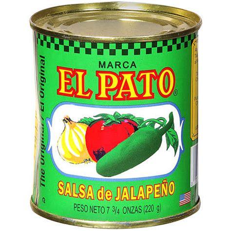 el pato salsa de jalapeno sauce 7 75 oz walmart