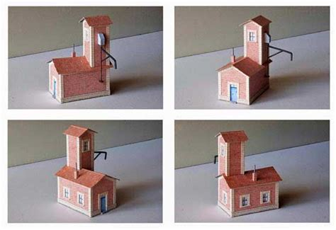 free paper model buildings downloads papercraftsquare com new paper craft drying