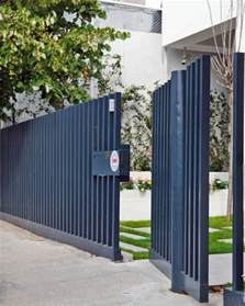 Modern Fence 7 Modern Fence Designs For Your Modern Home Iroonie Com