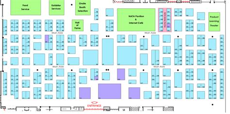 trade show floor plan 6 strategies to design your exhibit around your goals e4