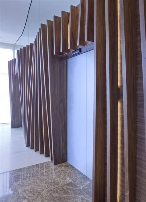wooden partitions 17 best ideas about elevator design on pinterest