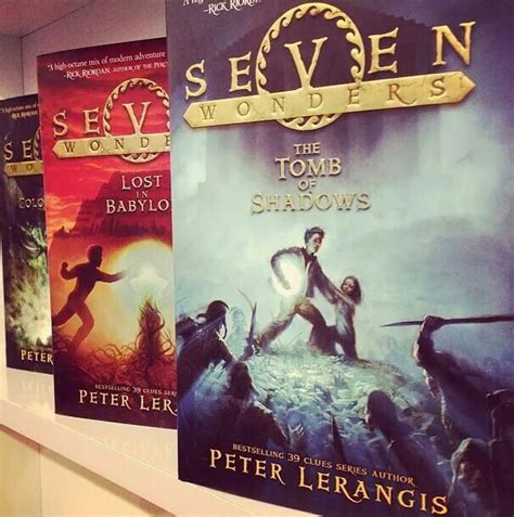 seven deadly wonders series 1 seven wonders series library books to buy