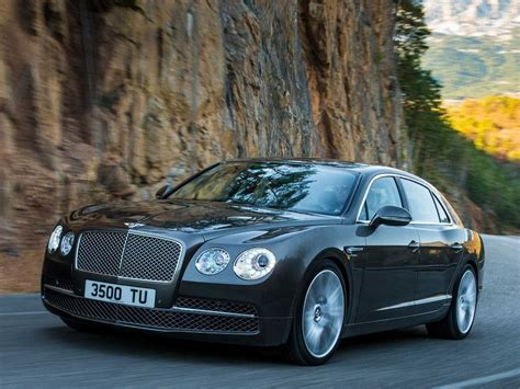 bentley sedan bentley s flying spur is blazingly fast business insider
