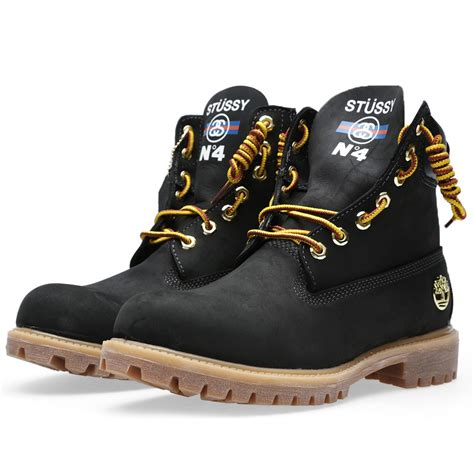 Timberland Boots One Pillow Hitam stussy x timberland 6 quot boot black