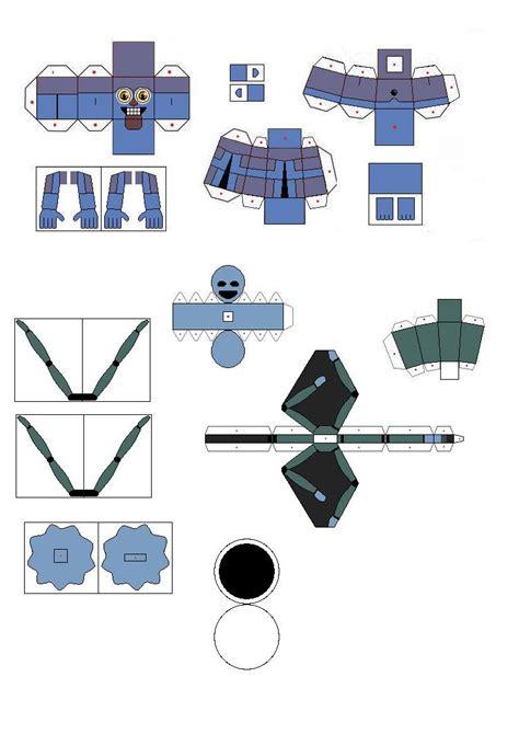 Custom Papercraft - redfox1987 deviantart