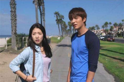 film lee min ho dan dara park shin hye dan lee min ho jadi seleb korea terpopuler