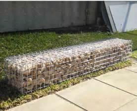 gabion cage stone edging and retaining
