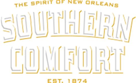 Southern Comfort Logo by Southern Comfort The Spirit Of New Orleans