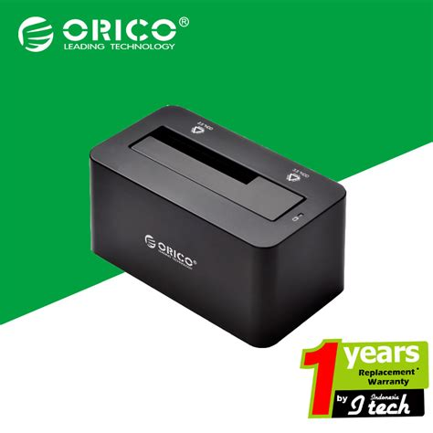 Hdd Sata Orico Hdd 6619us3 jual orico 6619us3 single bay 2 5 quot 3 5 quot hdd usb3