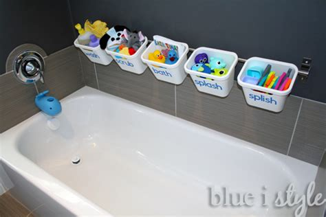 toy bathtub stylish bathtub toy storage that transforms for guest