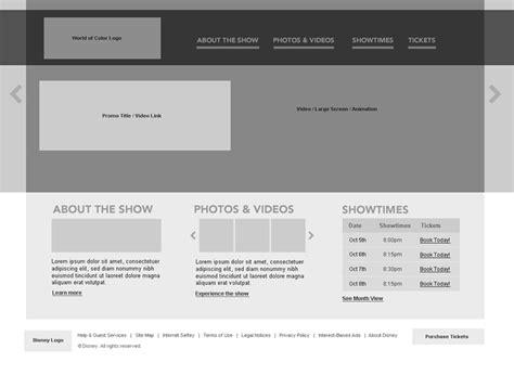 html layout exercises michael locke portfolio ui design