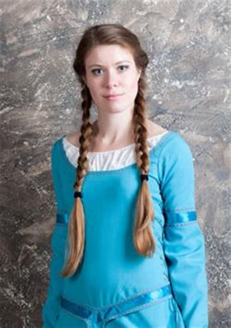 hair styles for viking ladyd women s medieval hairstyles lovetoknow