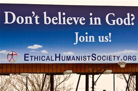 along with the gods chicago billboard on edens asks don t believe in god join us