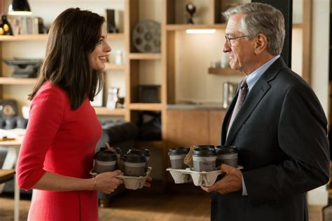 the intern comedy the intern by nancy meyers around