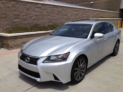 how to sell used cars 2013 lexus gs security system sell used 2013 lexus gs350 f sport in california united states for us 38 999 00