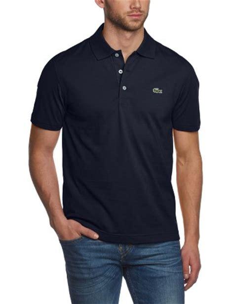 lacoste s l1230 sport sleeve polo shirt marine