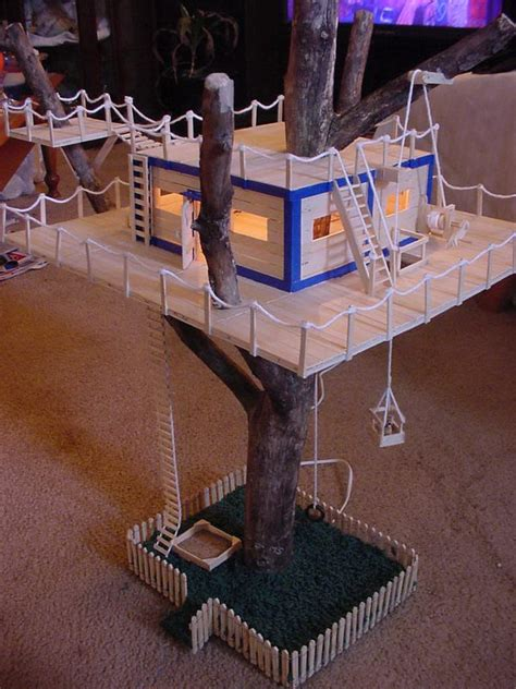 popsicle stick house designs 15 homemade popsicle stick house designs hative