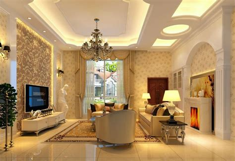 home design living room classic classic gypsum ceiling designs for luxury living room