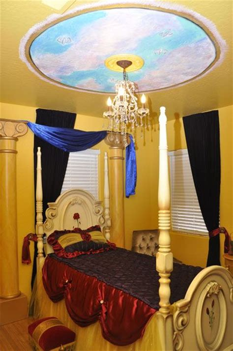 Beauty And The Beast Bedroom | beauty and the beast room disney pinterest