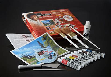 bob ross painting set bob ross 174 painting sets