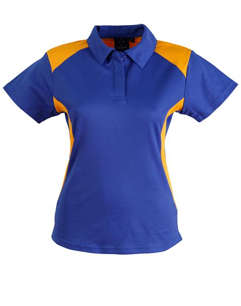 Baju Singlet Golds Big Blue Yellow shopping