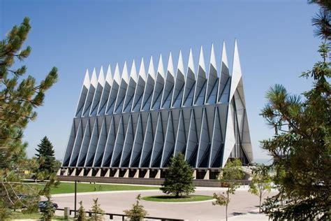 Panoramio - Photo of USAFA - Cadet Chapel Usafa