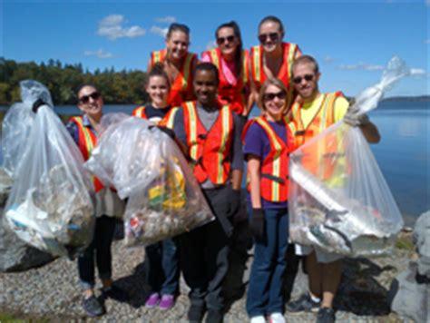 Student Service Projects On Community community service cazenovia college